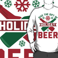 Give The Gift Of Holiday Beer by printproxy
