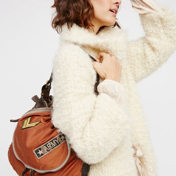 Free People Davis Patched Tote