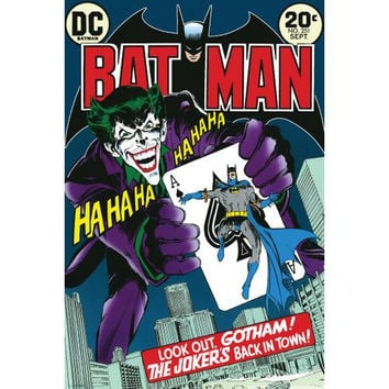 Batman Joker Comics