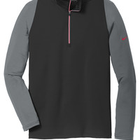 Nike Golf Dri-FIT Stretch 1/2-Zip Cover-Up | Performance | Sweatshirts/Fleece | SanMar