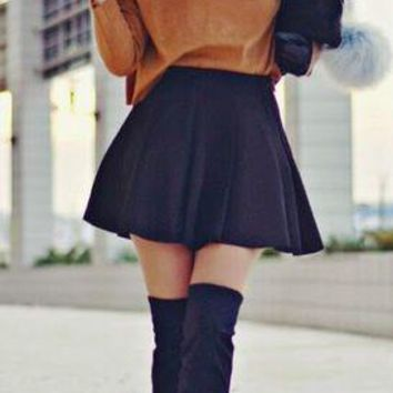 Falling For Skirts Outfit 3