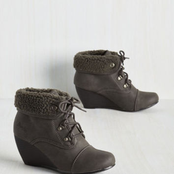 Stride for Success Bootie