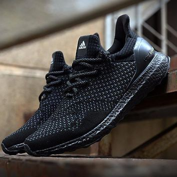 spbest Ultra Boost x HypeBeast 'Uncaged Black'