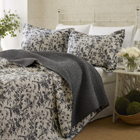 Laura Ashley Home Amberley Coverlet Set & Reviews | Wayfair