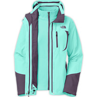 The North Face Women's Jackets & Vests INSULATED 3-IN-1 JACKETS WOMEN'S ADELE TRICLIMATE® JACKET