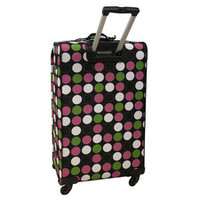 Suitcases - Carry-On Type: Not A Carry-On, Color: Pink | Wayfair