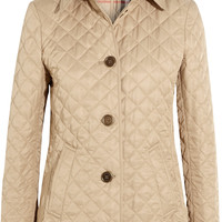 Burberry Brit - Quilted shell jacket