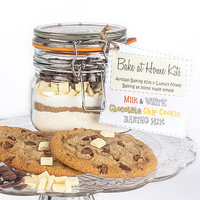 Milk And White Chocolate Chip Baking Mix