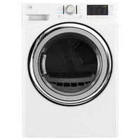81382 7.4 cu. ft. Electric Dryer w/ Steam - White - Sears
