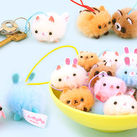 Buy Genuine Amuse Puchimaru Fuwa Fuwa Friend Fluffy Charm at Tofu Cute