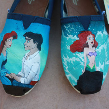 Little Mermaid Prince Eric and Ariel Custom by SomethingFromTheSun