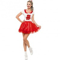 Grease Sandy Cheerleader Costume