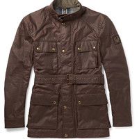 Belstaff - Roadmaster Slim-Fit Waxed-Cotton Jacket