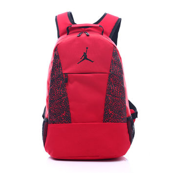 0494c44aad49 Jordan School Backpacks Laptop Backpack Shoulder Bag Travel Bag