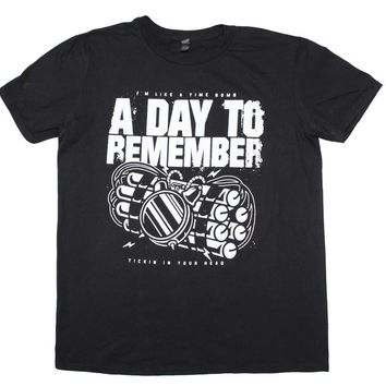 A Day To Remember Time Bomb T-Shirt