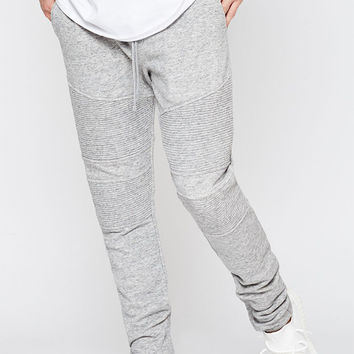 PacSun Peszek French Terry Moto Jogger Pants at PacSun.com