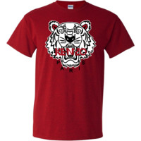 Kenzo Antique Red T-Shirt