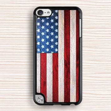 USA flag style ipod touch 4,new design ipod touch 5 case,personalized ipod 4 case,new design ipod 5 case,fashion ipod touch 5 case,stars and stripes ipod touch 5 case,beautiful ipod touch 4,USA flag gift ipod touch 4