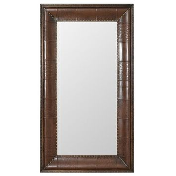 Best leaning mirror products on wanelo for Leaning wall mirror
