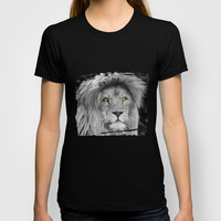 LION BEAUTY T-shirt by Catspaws | Society6