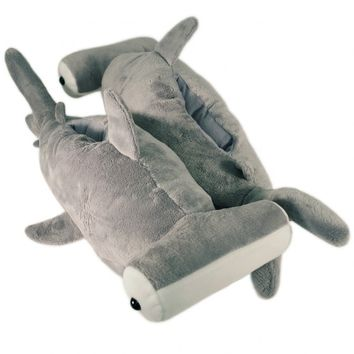 HAMMERHEAD SHARK SLIPPERS