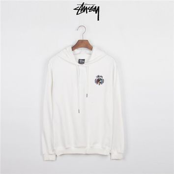 Embroidery Winter Pullover Hats Hoodies [11192330439]