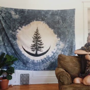 Pine Tapestry - made to order