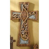 4 Wall Crosses - Easter