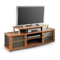 Ciudad de Vida Modern Honeydew TV Stand for TVs up to 50 inches