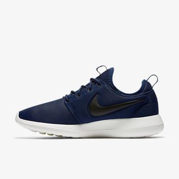 DCCKIG3 Nike Roshe Two Run 2 Men Women Running shoes Color Dark Blue
