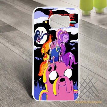 Adventure Time Custom case for Samsung Galaxy