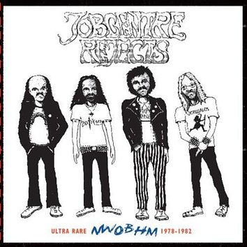 Jobcentre Rejects - Ultra Rare Nwobhm 1978-1982 - Jobcentre Rejects - Ultra Rare Nwobhm 1978-1982 - (Gatefold LP Jacket) (Vinyl)