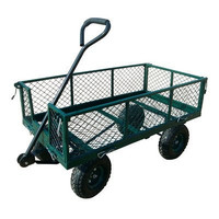 Heavy Duty Steel Crate Wagon