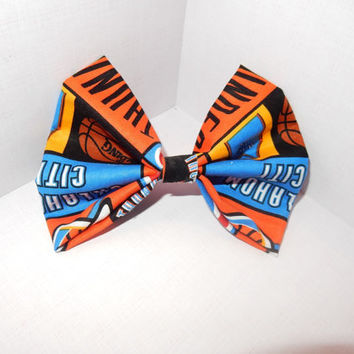 Thunder Dog Bow Tie