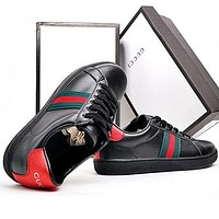 :Gucci:Trending Fashion Casual Sports Shoes H 8-5