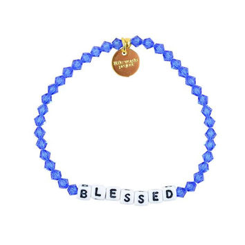 Little Word Project- Blessed Bracelet