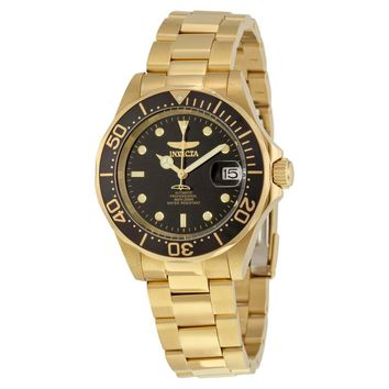 Invicta Pro Diver Automatic Gold-tone Mens Watch 8929