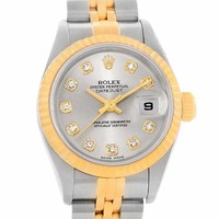 Rolex Datejust automatic-self-wind womens Watch 79173 (Certified Pre-owned)