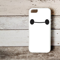 Baymax Eyes Big Hero 6 Confirmed White IPhone 6 Case