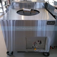 Gas Tandoor Oven, S/S, 71031 BTU, 900*900*1040 MM, TT-TO01G