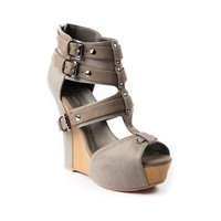 Womens Shi by Journeys Cashi Wedge, Gray  Journeys Shoes