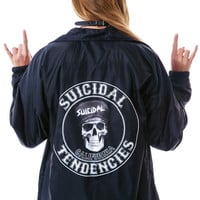 Suicidal Tendencies California Windbreaker SSS Black