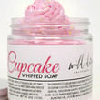 Cupcake Whipped Soap