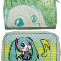 Vocaloid - Miku Small Hand Wallet