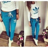 Women's 2 piece adidas sport suit
