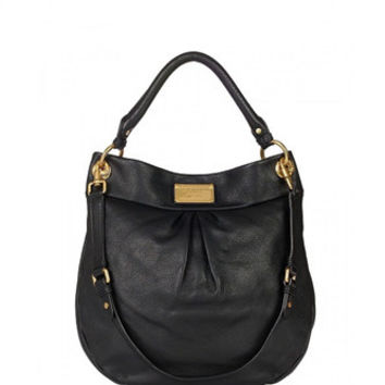 0a4282b6d2 Marc by Marc Jacobs Classic Q Hillier Hobo Convertible Shoulder Bag