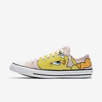 DCCKGQ8 converse chuck taylor all star tweety low top
