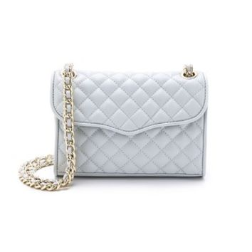 Quilted Mini Affair Bag