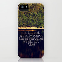 adventure iPhone & iPod Case by ingz