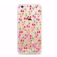 Cherry Fruit Medley Case for iPhone